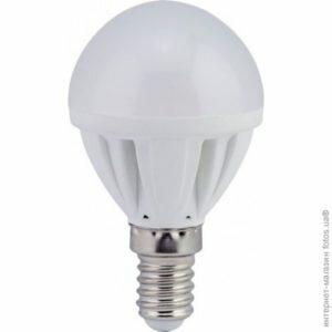LED E14 G45SXS-5W Eco